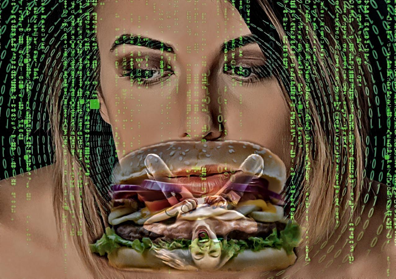 Alexas First Hamburger Advert Not The Last