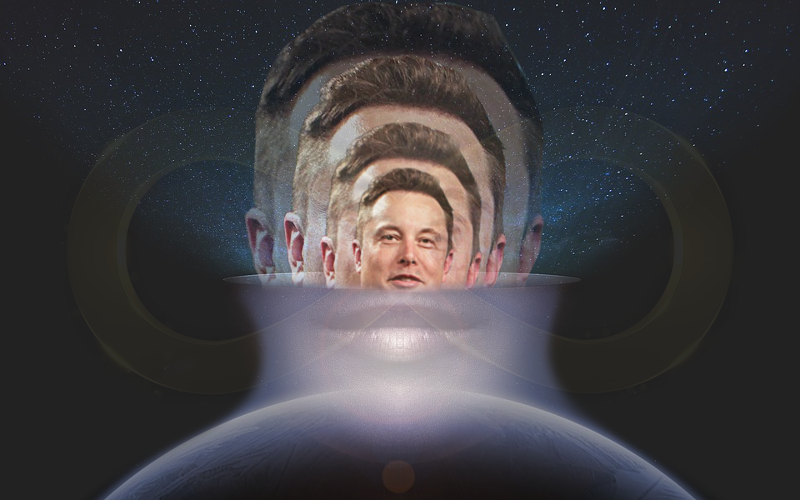 Elon - To Infinity and Even Beyond